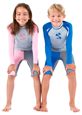 KIDS RASH GUARD, Jungen