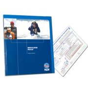 PADI Rescue Diver Manual + Slate German