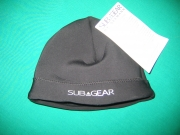Beanie, 2mm Neopren, black