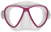 Synergy Twin Trufit, Pink, Silikon Transparent