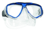 ECCO, Transparent Blau