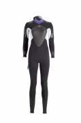 Bali Activ 3mm Neopren Overall Woman, Twilight, Gr. M/38
